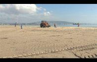 El Ayuntamiento comienza a preparar las playas