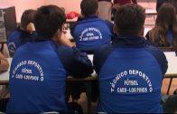 El CAED Los Pinos continúa su ciclo de Tertulias Deportivas