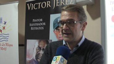 """El Colegio Ntra. Sra. de Los Milagros concede la mención """"Algecireño con un sueño"""" a Victor Jerez"""