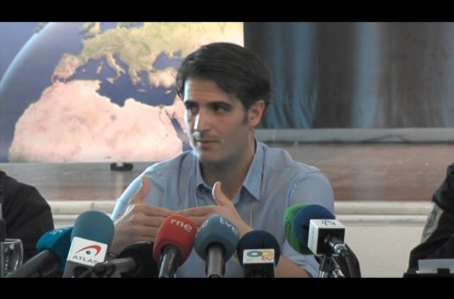 Estibadores de todo el mundo apoyan a los portuarios españoles en Algeciras
