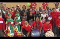 La Bajadilla vive el carnaval con su concurso infantil de disfraces