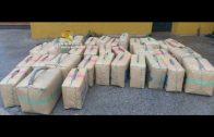 La Guardia Civil interviene 930 kilos de hachís en un vehículo y  detiene a su conductor