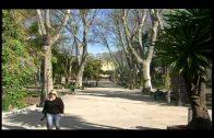 Labores de mantenimiento preventivo en el parque María Cristina para el Carnaval Especial