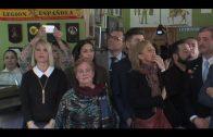 Landaluce inaugura la sede de la Hermandad de Antiguos Caballeros Legionarios
