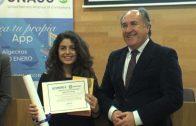 Los alumnos del curso organizado por Alianza de Civilizaciones reciben sus diplomas