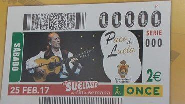 Tercer aniversario del fallecimiento de Paco de Lucía