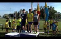 300 escolares en los Juegos Municipales de Atletismo de Invierno