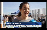 Ayuntamiento y asociaciones se unen en la marcha solidaria por la igualdad