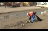 Comienzan las obras de acondicionamiento de playas