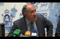 El alcalde asegura que seguirá trabajando para mejorar el Saladillo