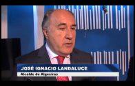 El alcalde de  Algeciras visita las nuevas instalaciones de OATV