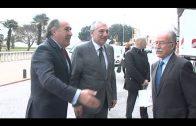 El embajador turco conoce la instalaciones portuarias
