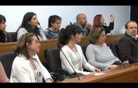 El presidente de Mancomunidad recibe a las lanzaderas de empleo de La Línea, San Roque y Algeciras