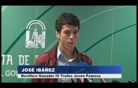 Entrega IV Trofeo Joven Promesa Taurina del Campo de Gibraltar al novillero, José Ibáñez