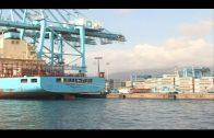 La actividad en el Puerto de Algeciras cae en febrero
