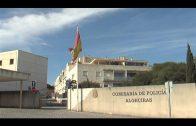 La Policía Nacional detiene en Algeciras a tres jóvenes vándalos