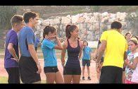 Los atletas algecireños vuelven a saltar al tartán en la lucha por las medallas