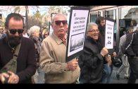 Mil personas se manifiestan convocadas por Verdemar por la contaminación ambiental en la comarca