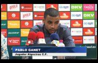 Pablo Ganet juega mañana con la selección de Guinea ecuatorial