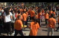 """""""Un Barrio de Todos""""ha celebaro hoy un Flashmob en la Plaza Alta, por el Día de la Mujer"""