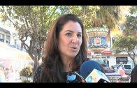 Victoria Kent sigue plantando cara a la violencia de género en la plaza Alta