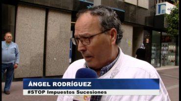 Algeciras firma contra el impuesto de sucesiones