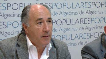 Algeciras Sí Se Puede lamenta la presencia del ex alcalde Juan Andrés Gil en un acto del  PP