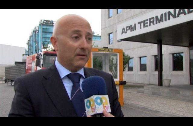 """APM Terminals Algeciras celebra el XI Global Safety Day bajo el lema """"El trabajo a trunos"""""""