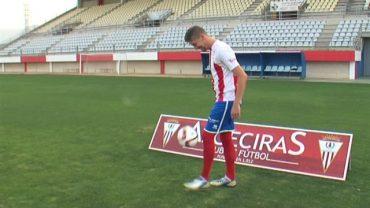 Berlanga destaca el buen ambiente y las ganas de competir del Algeciras CF