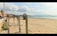 Costas lleva a cabo la regeneración de las playas en Algeciras