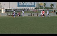 El Algeciras golea en la Ciudad Deportiva del Recreativo de Huelva al filial onubense 0-5