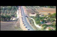 El Ayuntamiento facilita parcelas para almacenar balasto para la obra de la Algeciras-Almoraima