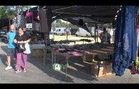 El mercadillo semanal quedará instalado el próximo martes en el Llano Amarillo