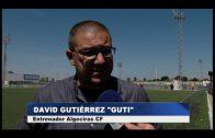 Guti y los suyos soltaron en Huelva la tensión acumulada