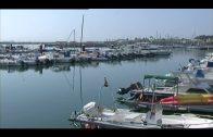 La Policía Nacional  frustra un alijo de drogas en el varadero del Puerto Deportivo de Algeciras