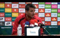 Mario desea suerte a su equipo de siempre, el Algeciras CF