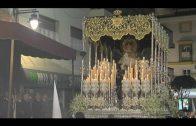 Miles de personas acompañaron las procesiones del Cristo de Medinaceli y la Virgen de la Esperanza