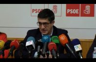 """Patxi López se presenta en Algeciras como """"el candidato que aboga por la unidad del Psoe"""""""