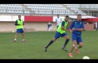 Ayala vuelve a los entrenamientos con el grupo