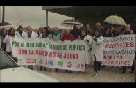 CCOO denuncia carencias demoledoras en la sanidad pública en la comarca