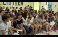 Cerca de 300 estudiantes de Algeciras conocen el proceso de depuración en 'Agua a con-ciencia'