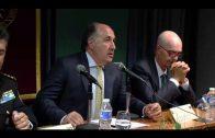 El alcalde clausura las V Jornadas de Ciencia Policial
