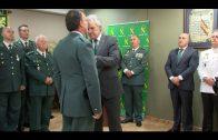 El alcalde participa en la celebración del 173 aniversario de la fundación de la Guardia Civil
