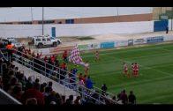 El Algeciras CF gana por un contundente 1-4 al Arcos Club de Fútbol