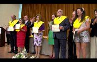 El Aula Universitaria de Mayores celebra la graduación del curso 2016/2017 en Algeciras