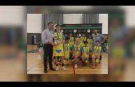 El baloncesto Ciudad de Algeciras, subcampeón de Cádiz y de camino al CADEBA infantil