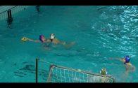 El equipo alevín finaliza octavo en el Campeonato de aAndalucía de Waterpolo
