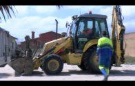 Emalgesa se plantea acometer el proyecto definitivo del saneamiento de la playa del Rinconcillo