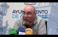 IU presenta un Informe de deficiencias en pistas deportivas de Algeciras