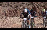 José Miguel Gómez y Ángel López, primeros en la tercera etapa de la Gaes Titan Desert